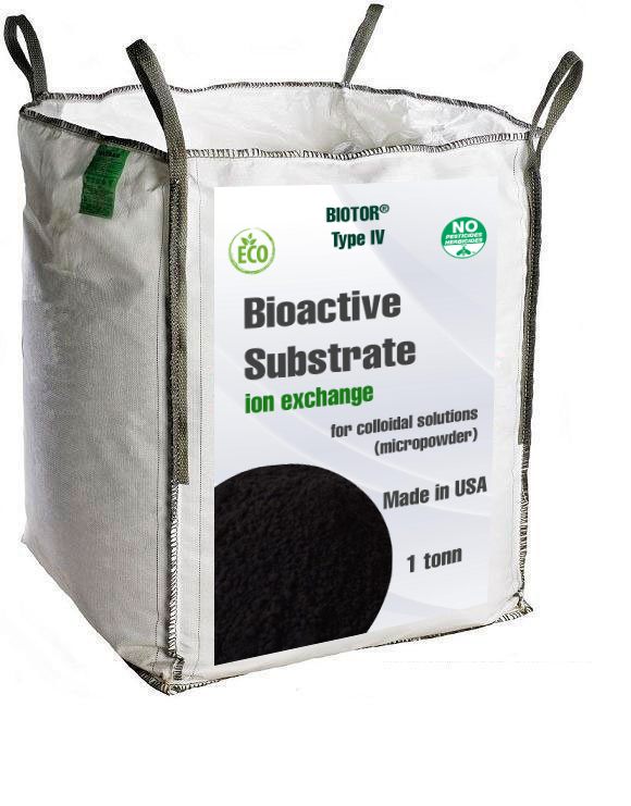 bioactive substrat 1 tonn
