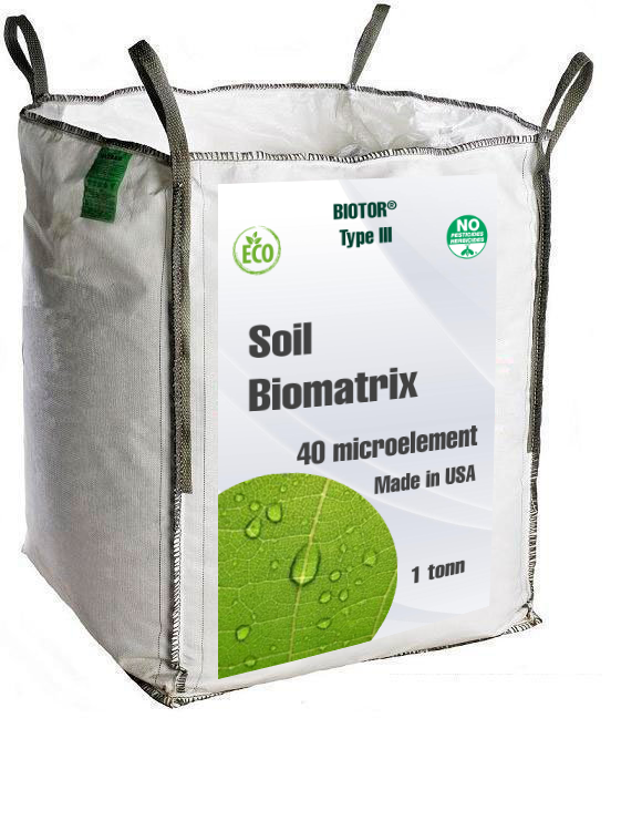 soil biomatrix 1 tonn